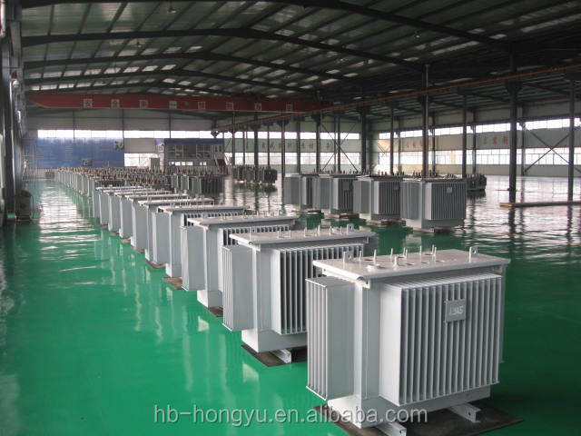 11kv 33kv 66kv 110kv prefabricated Outdoor Compact Transformer Substation with IEC Standard