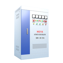 300kva three phase compensated ac voltage stabilizer