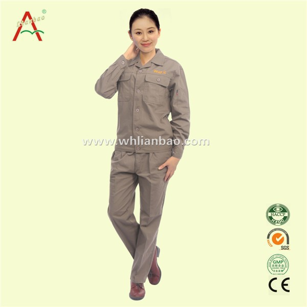 Coal mine worker and construction workwear uniforms