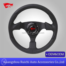 OEM Factory China 13inch Street Racing Steering Wheel Compatible with OMP Steering Wheel