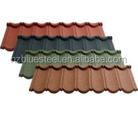 Wholesale Stone Coated Metal Roof Tile, Roofing Sheet From Hangzhou Zhejiang China