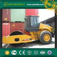 1.6 ton self-propelled double drum vibratory Road Roller XMR15S vibrator
