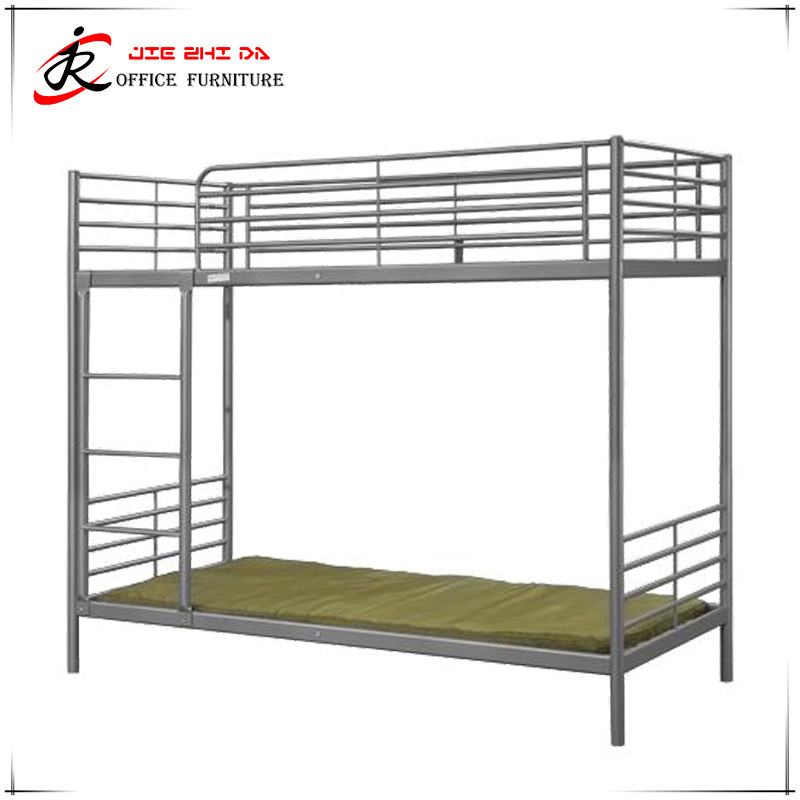 China supplier commerical furniture high quantity double dormitory metal frame <strong>bed</strong>