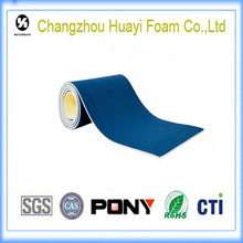 custom design with good cutting quality Cross-linked closed cell polyethylene foam
