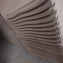 2.0 to 6.0 mm hardboard insulation