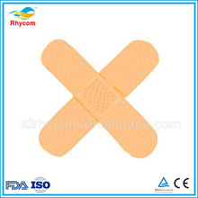 Highly absorbent cushion pad adhesive sterile bandage dress 2016