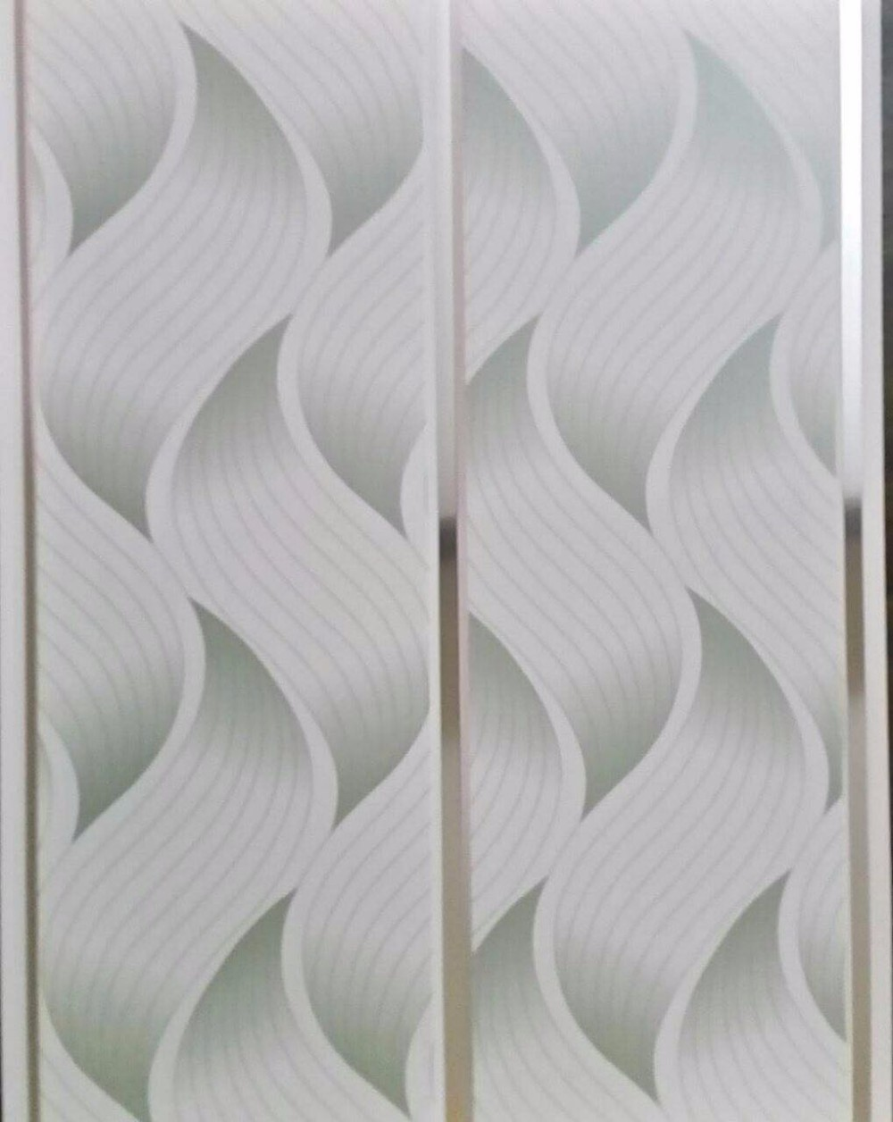 Hot selling waterproof interior bathroom pvc wall panels in china