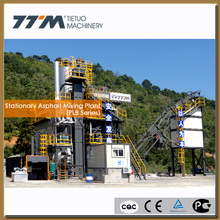 48t/h Stationary asphalt plant, asphalt hot mix plant,concrete mixing plant