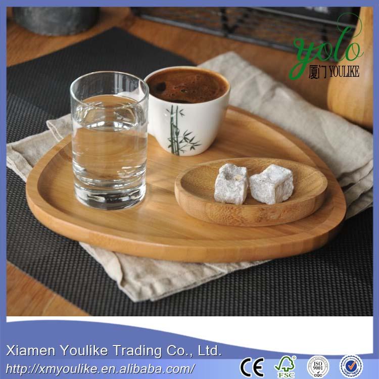 Bamboo Tea, Coffee,Snack Serving Triangle Tray 4.jpg