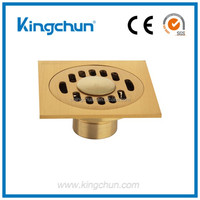 Excellent Quality chrome plated shower floor drain