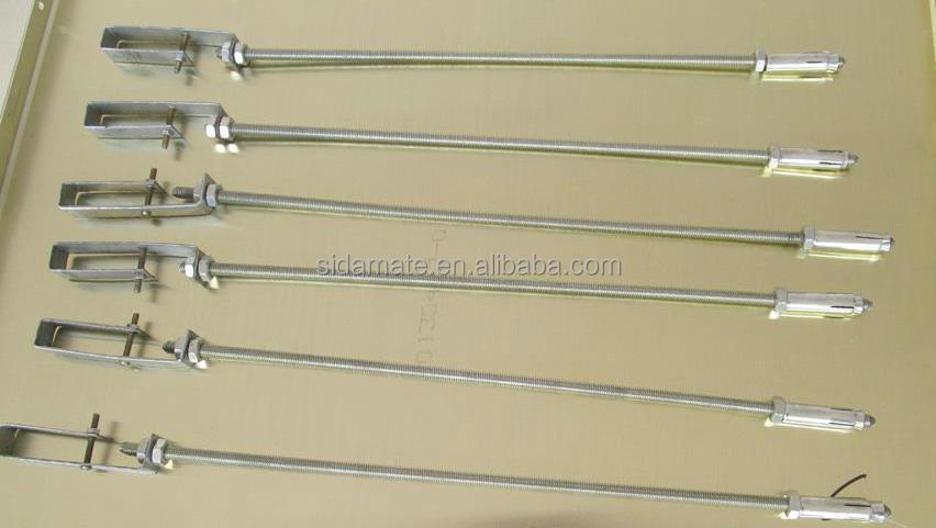 Suspended False Ceiling Accessories Suspenders Wire Hanger