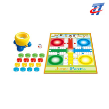 Aeroplane chess educational christmas toy chess toy