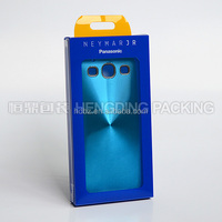 Custom made Clear plastic box,phone cases packages