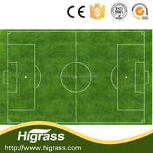 Sport artificial lawn/synthetic turf grass for soccer/football/tennis