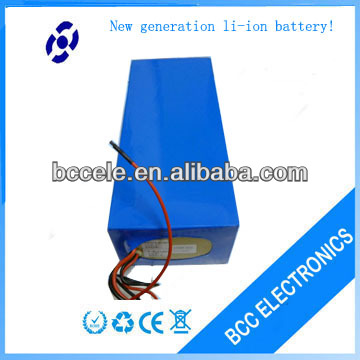 24V 30Ah LiFePo4 battery Pack for Electric Bicycle