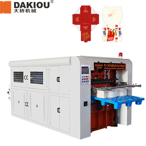 paper die cutting machine for book leather and paper