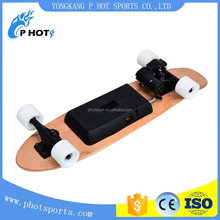 Single motor skateboard four wheel electric skateboard