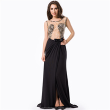 monroo New beautiful summer style maxi dress floor length plus size women clothing with lace dress party evening elegant