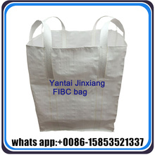 pp uv resistant 500kg jumbo cargo bag with bottom price
