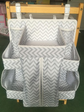 Diaper Caddy and Nursery Organizer for Baby's Essentials can be wash