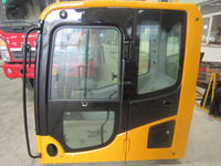 Excavator spare parts kato HD850 operator cabin , excavator cab for sale