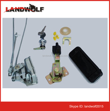 Excavator Cabin door lock assembly for Zoomlion/XCMG/Liugong/SANY