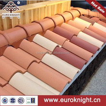 European Interlocking Glazed Ceramic Spanish roof tiles,, French Fish Scale Clay Roof Tile Price