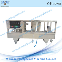 Automatic Roll Film Dispensable Cup Filling and Sealing Machine