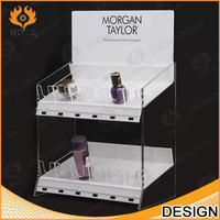 Custom the new style fashion clear acrylic display stand