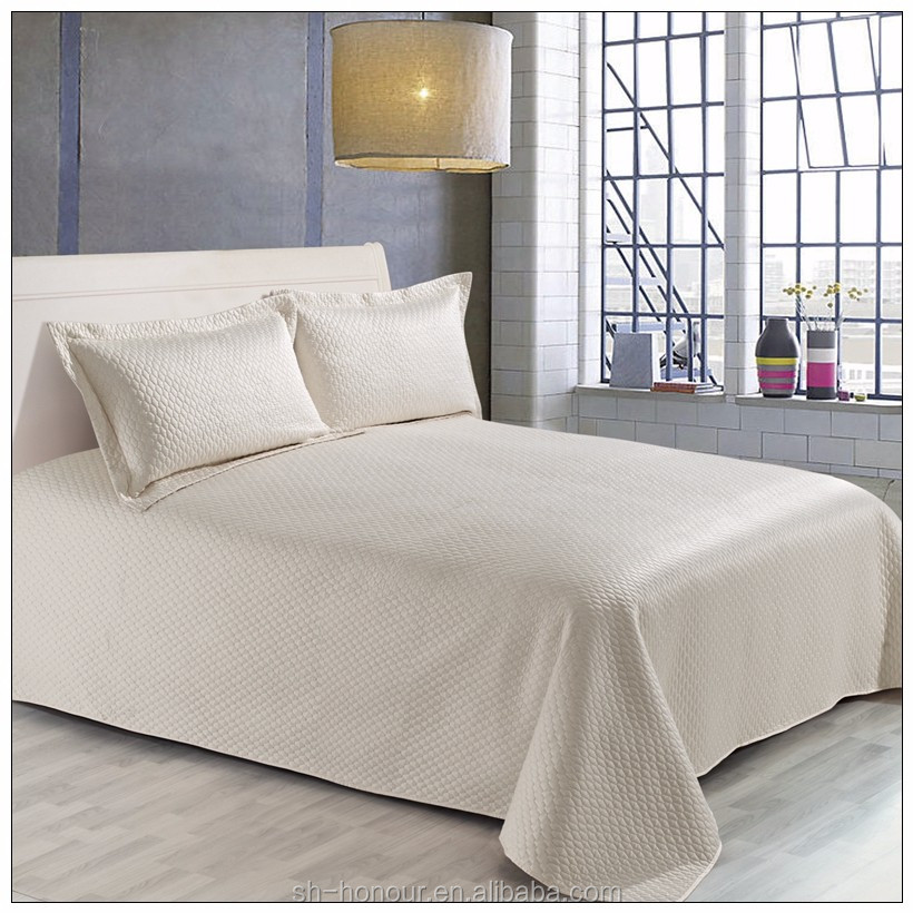 China Wholesale High Quality Applique Bedspread