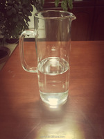 Glass pitcher/fruit jug water pitcher kettle water pots