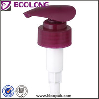 Hot sale best quality metal lotion pump dispenser
