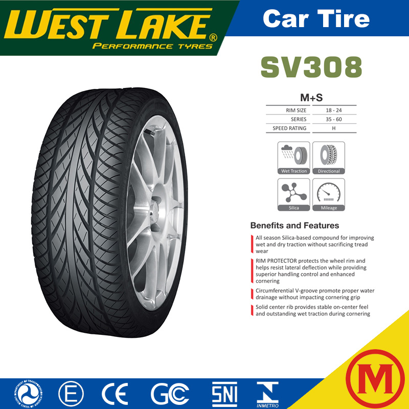 Westlake Goodride brand High Performance UHP Car Tyre 4X4 4WD SUV tires