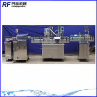 e juice filling and capping machine