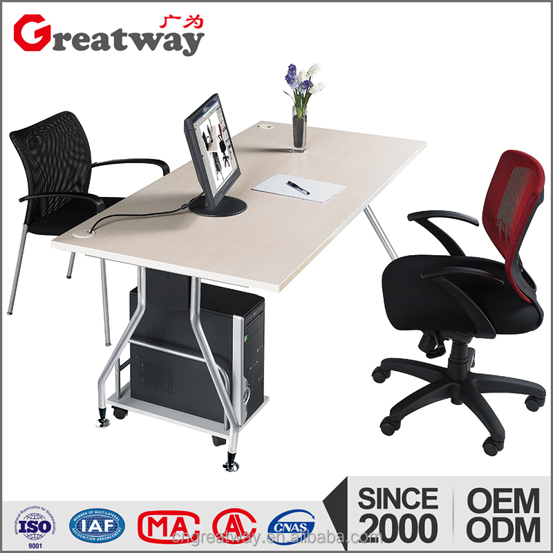 2016 new hotsales executive table/Affordable office furniture/confrence table(QF-85B)