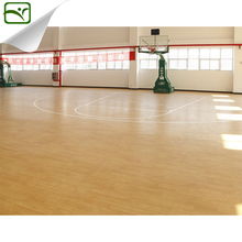 polyurethane basketball court pvc mat used for basketball court flooring