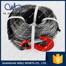 "[WL ROPE]1/2"" Synthetic Winch Rope 92' Long"