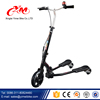 3 wheel kids scooter/kids plastic scooter/2 wheel hand brake kids kick scooter