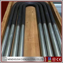 Hot Selling Factory Price Polished Surface U bend Seamless Stainless Steel Tube
