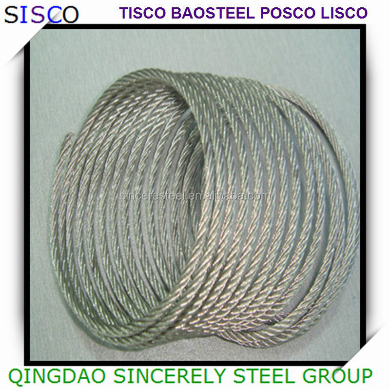 Wire stainless steel, stainless steel welding wire, food grade stainless steel wire