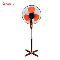 16 Inch Electric Fan Cross Base Stand Fan