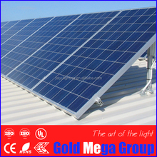 Golden Supplier IEC CSA TUV certificated 15 years solar panel 250w 240w 200w 160w 120w 80w