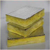 High Quality Fire Fighting Wall Insulation Board Glass wool Industrial Panel