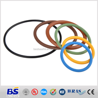NBR,NR,EPDM,Silicon rubber oil seal red,black,yellow,green,brown O-rings