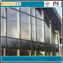 China supplier high quality glass hidden frame curtain wall