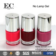 Organic Gel polish nail polish soak off uv gel nail Peel Off Gel Polish
