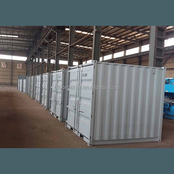 Painted White Color Metal Batch Serious Special Storage Shipping Container