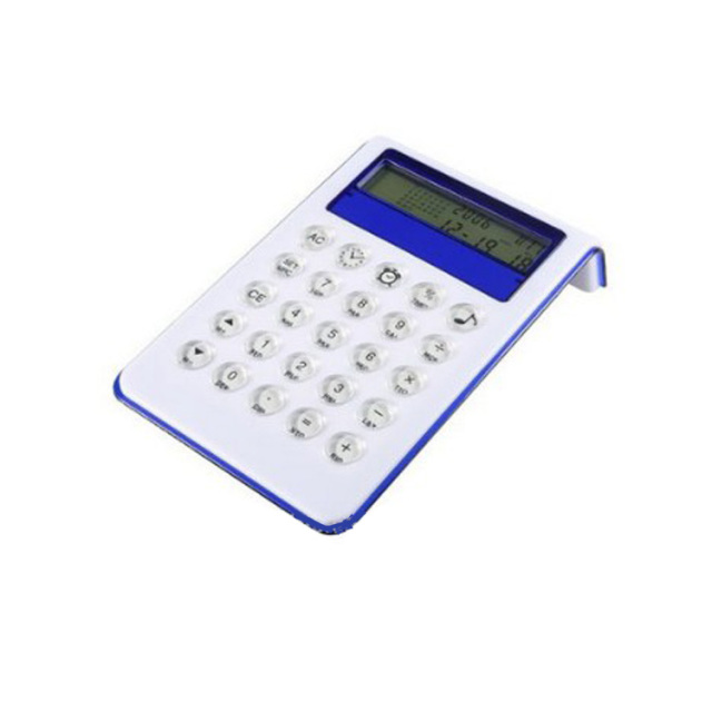Multifunction 8 Digit Calculator With Calendar And Alarm Clock