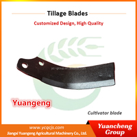 High Quality Rotary Tiller Blade For