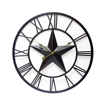 Good Source of Materials Advanced Design Sublimation Outdoor Large Wall Clock